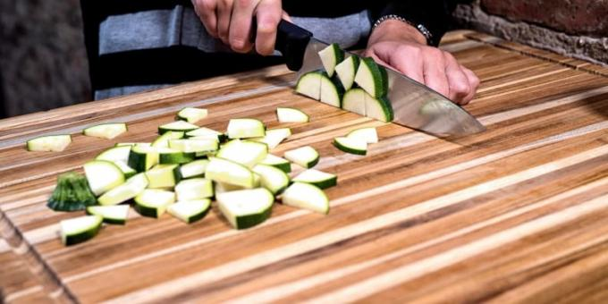 Feriemiddag: Carving Board